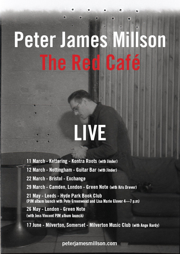 REDCAFE TOUR DATES 2016