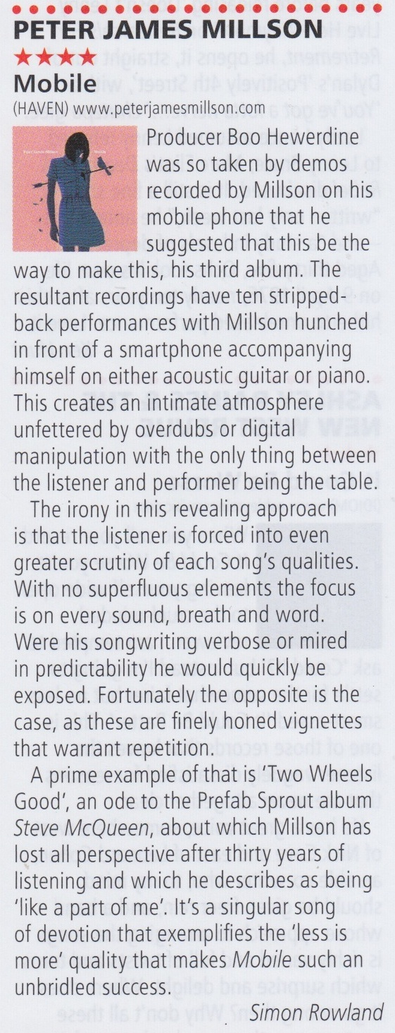 RnR magazine - Mobile review
